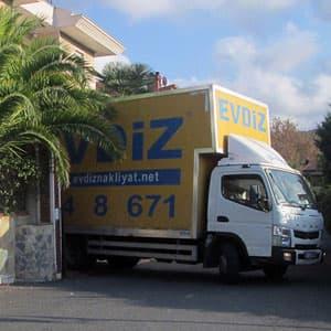 Florya evden eve nakliyat İstanbul florya nakliyat firması