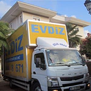 Maslak evden eve nakliyat İstanbul maslak nakliyat firması