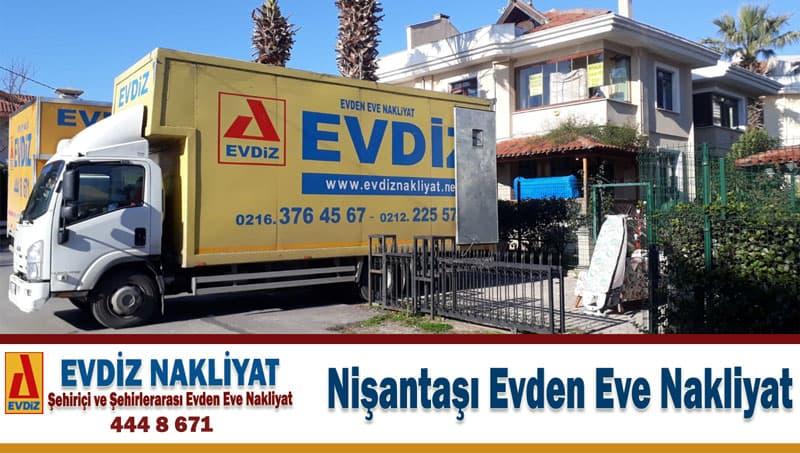 Nişantaşı evden eve nakliyat İstanbul nişantaşı nakliyat ev taşıma firması
