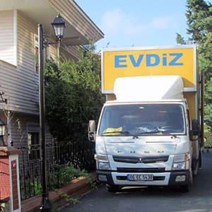 Nişantaşı evden eve nakliyat İstanbul nişantaşı nakliyat firması
