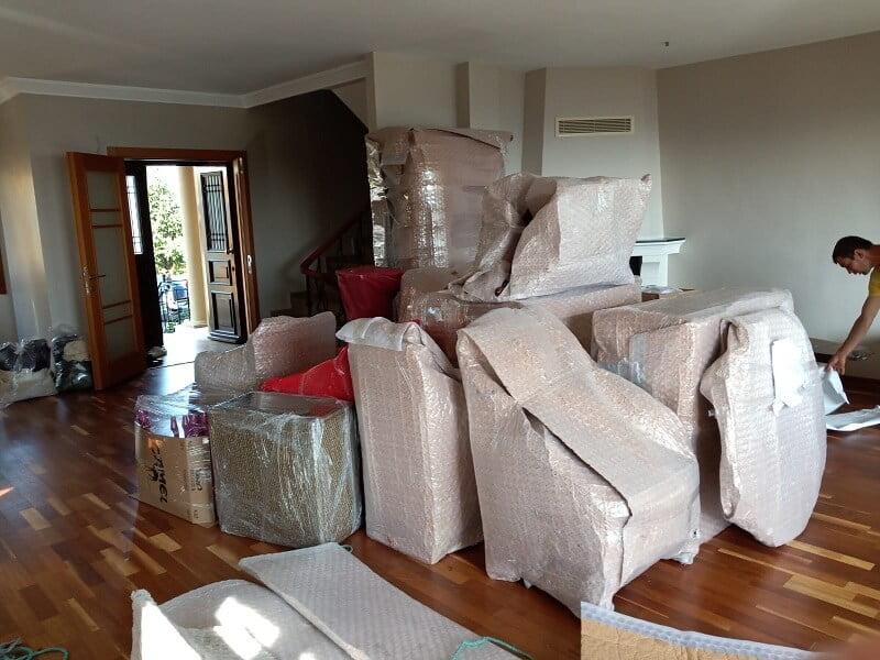 Foto Galeri evden eve nakliyat paketleme ambalajlama