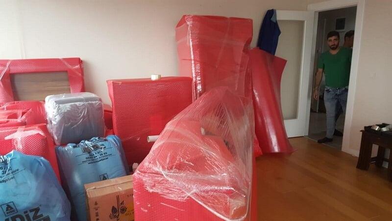 Foto Galeri evden eve nakliyat paketleme hizmeti