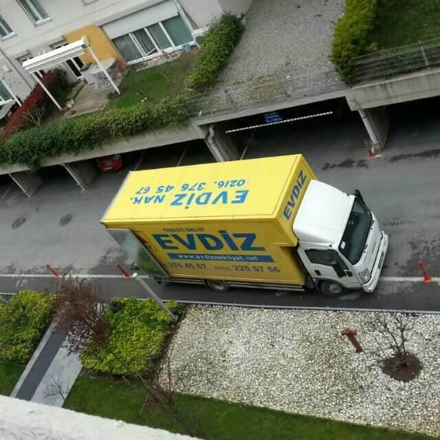 Foto Galeri istanbul ev tasima kamyonu