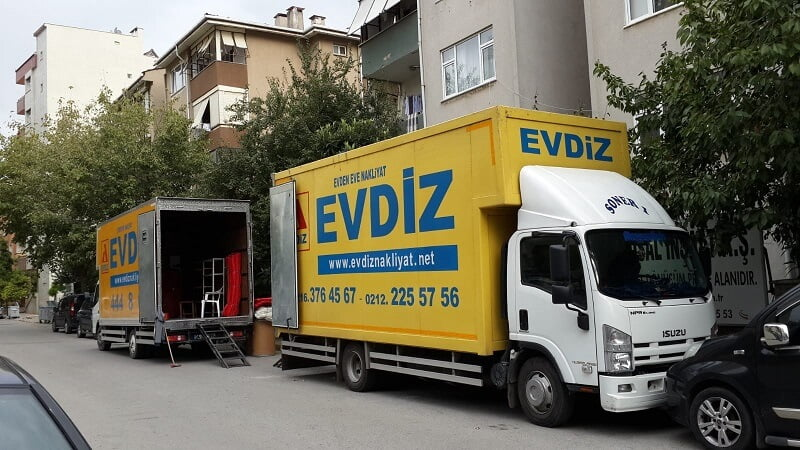 Foto Galeri istanbul evdiz nakliye araclari