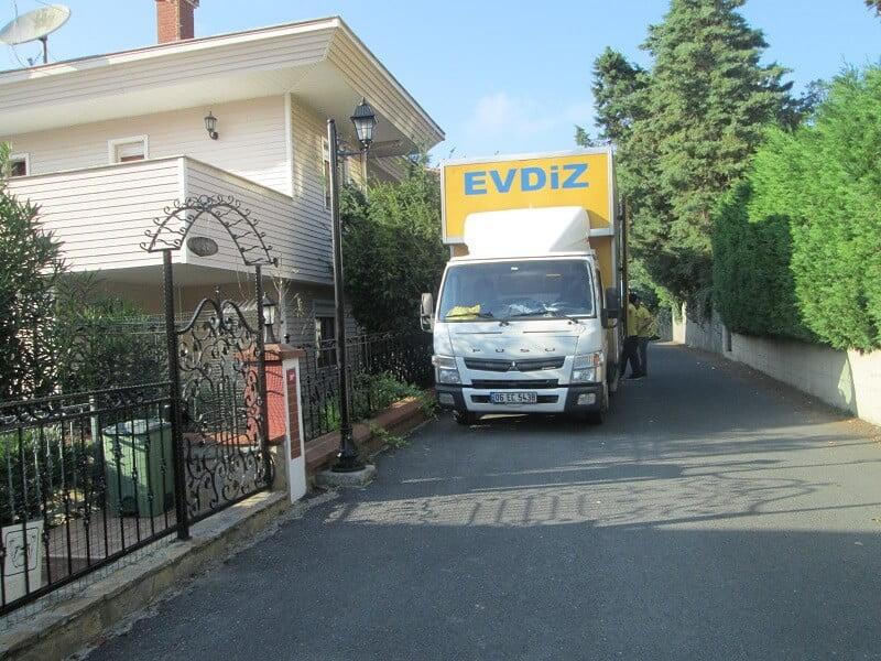 Foto Galeri istanbul nakliyat kamyonu
