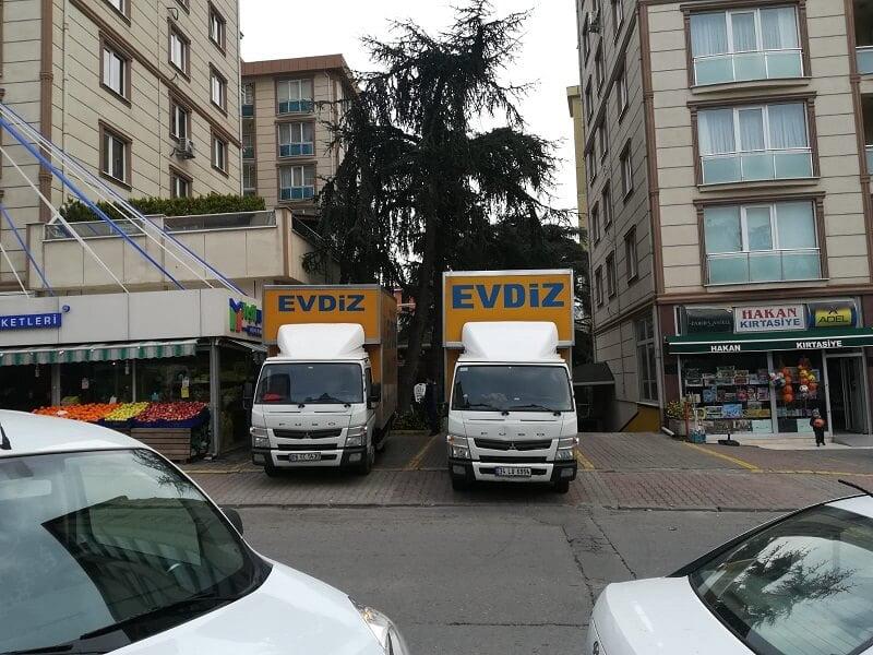 Foto Galeri istanbul nakliye kamyonlari