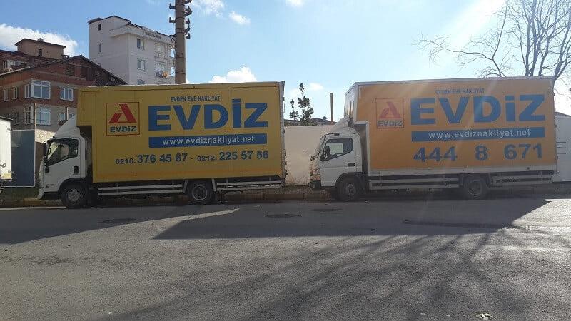 Foto Galeri istanbul sehir ici nakliye kamyonu